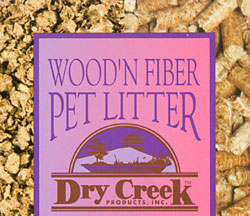 WOOD'N FIBER Pet Litter