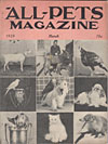 All-Pets March 1939