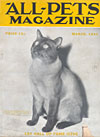 All-Pets March 1941