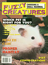 Fuzzy Creatures Quarterly – Choosing A Small Mammal