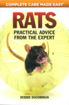 Rats: Practical Advice From The Expert (Complete Care Made Easy)