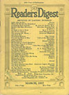 Reader's Digest March 1937