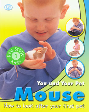 You and Your Pet Mouse cover
