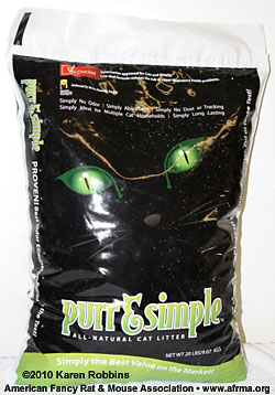 Purr & Simple 20 lb bag
