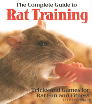The Complete Guide to Rat Training cover