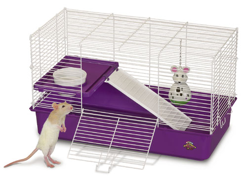 "The Super Pet® ""My First Home"" Deluxe Rat Cage"
