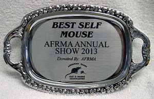 Best Self In Show Mouse