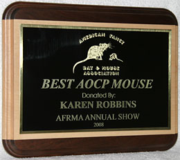 Best AOCP In Show Mouse