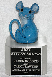 Best Kitten Mouse 2008