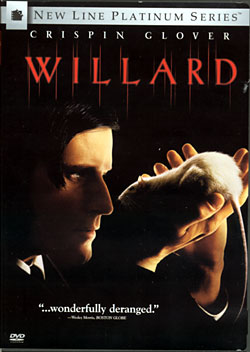 Willard DVD cover