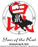 Chinese New Year: Year of the Rat 2020